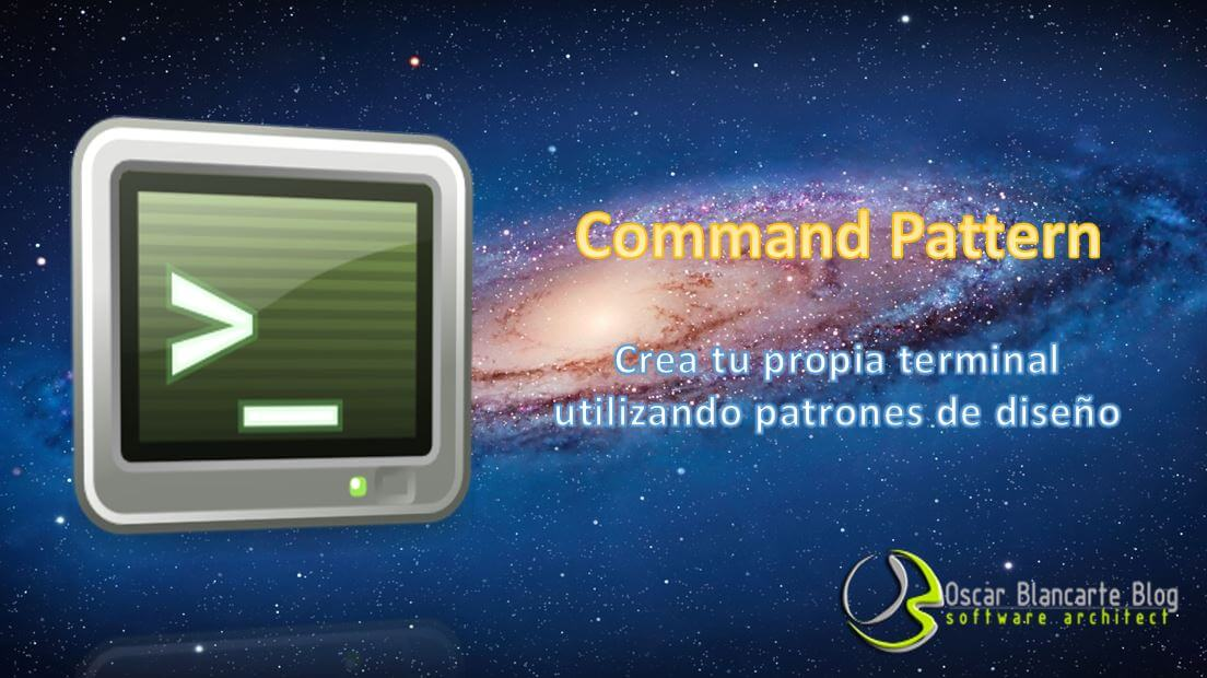 Patrón de diseño Command