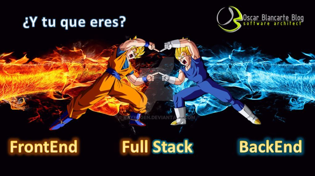 BackEnd y FrontEnd