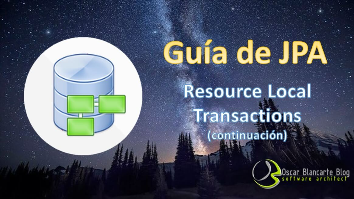 JPA Resource Local