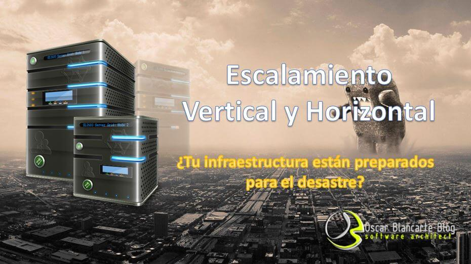 Escalabilidad horizontal y vertical