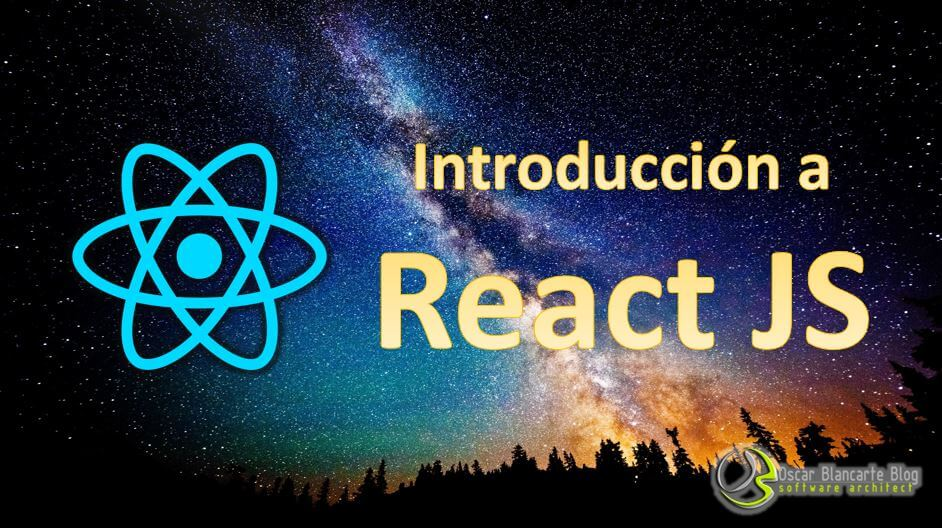 Introducción a React JS