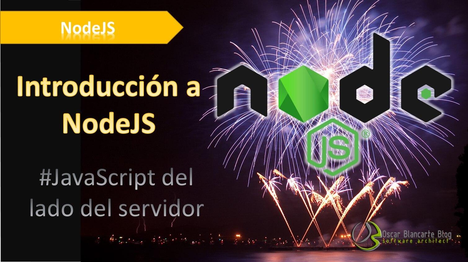 introducción a NodeJS
