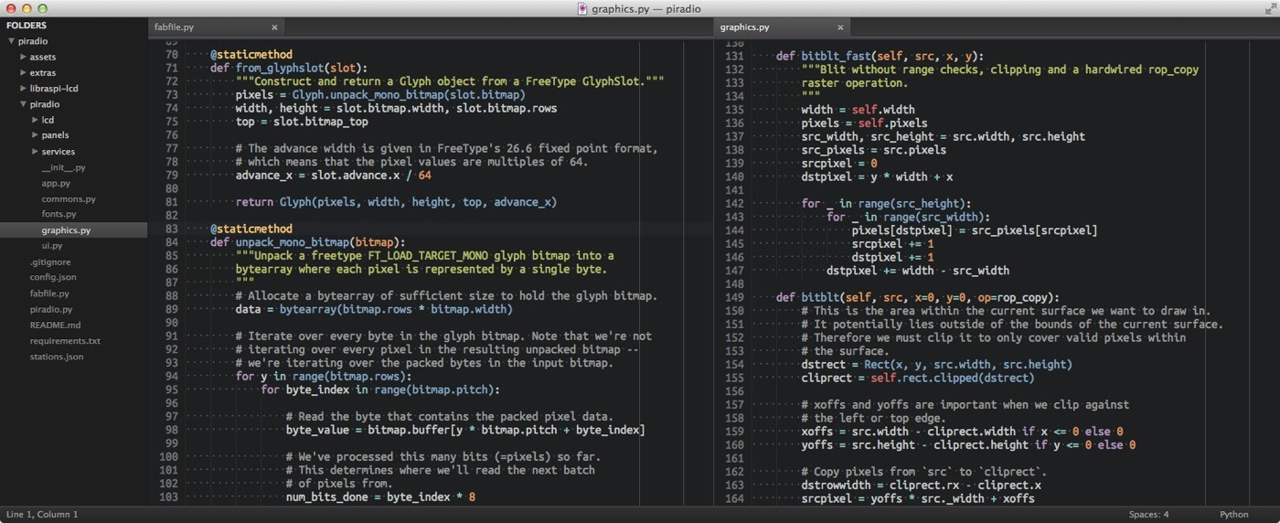 Sublime Text - IDE vs Editor de texto