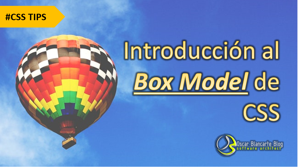 Introducción al Box Model de CSS