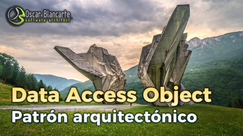 Data Access Object (DAO) Pattern