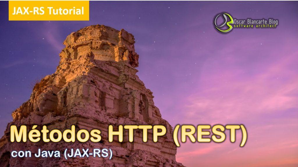 Métodos HTTP (REST)